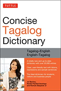 Tagalog-English/English-Tagalog Standard Dictionary