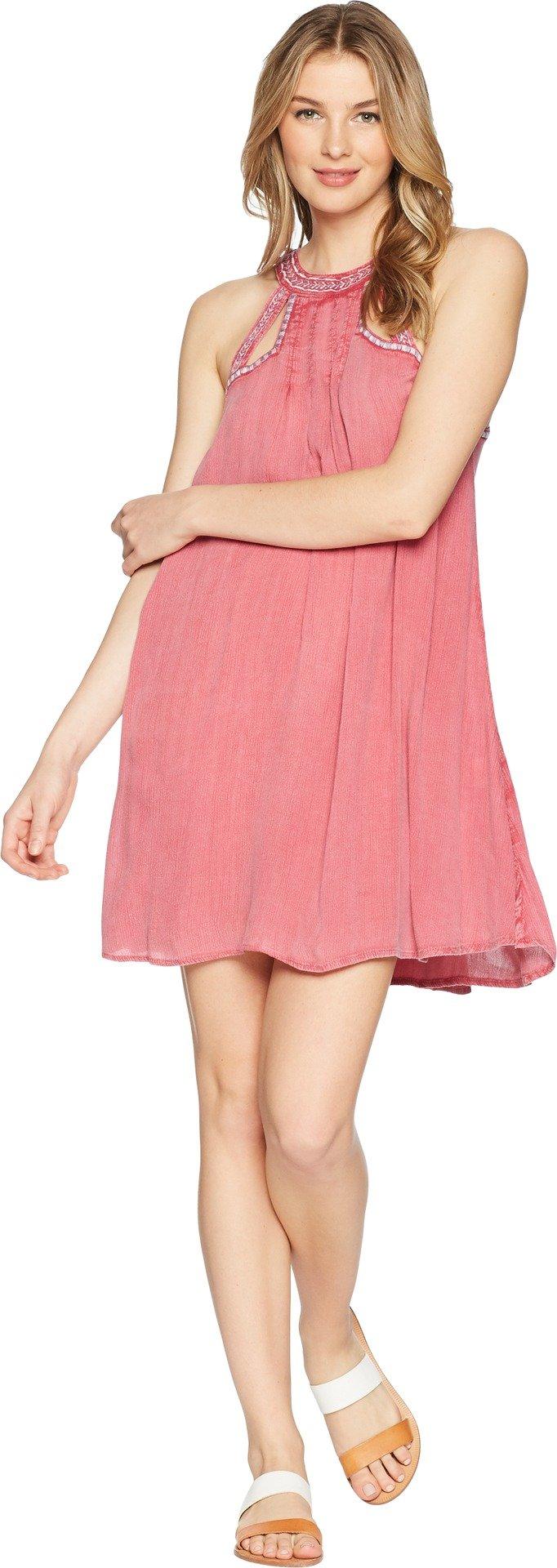 O'Neill Women's Luminous Dress, Magenta Haze, M