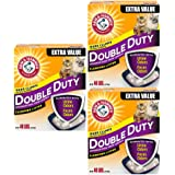 Arm & Hammer Double Duty Litter, 40 Lbs (Packaging May Vary) (3 pack)