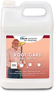 Dicor Corporation RP-RG-1GL Rubber Roof Protectant Gallon