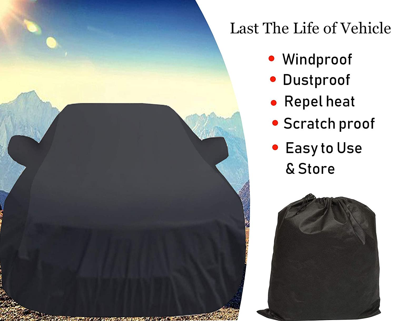 Last The Life of Vehicle Windproof /& Scratch Proof iiSPORT Dustproof Car Cover Custom Fit C6 2005-2013 Corvette Grand Sport Durable Convertible Covers for Indoor Garage Storage 1-Year Warranty