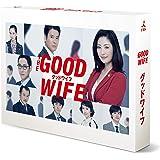 【メーカー特典あり】グッドワイフ DVD-BOX(B6クリアファイル付)