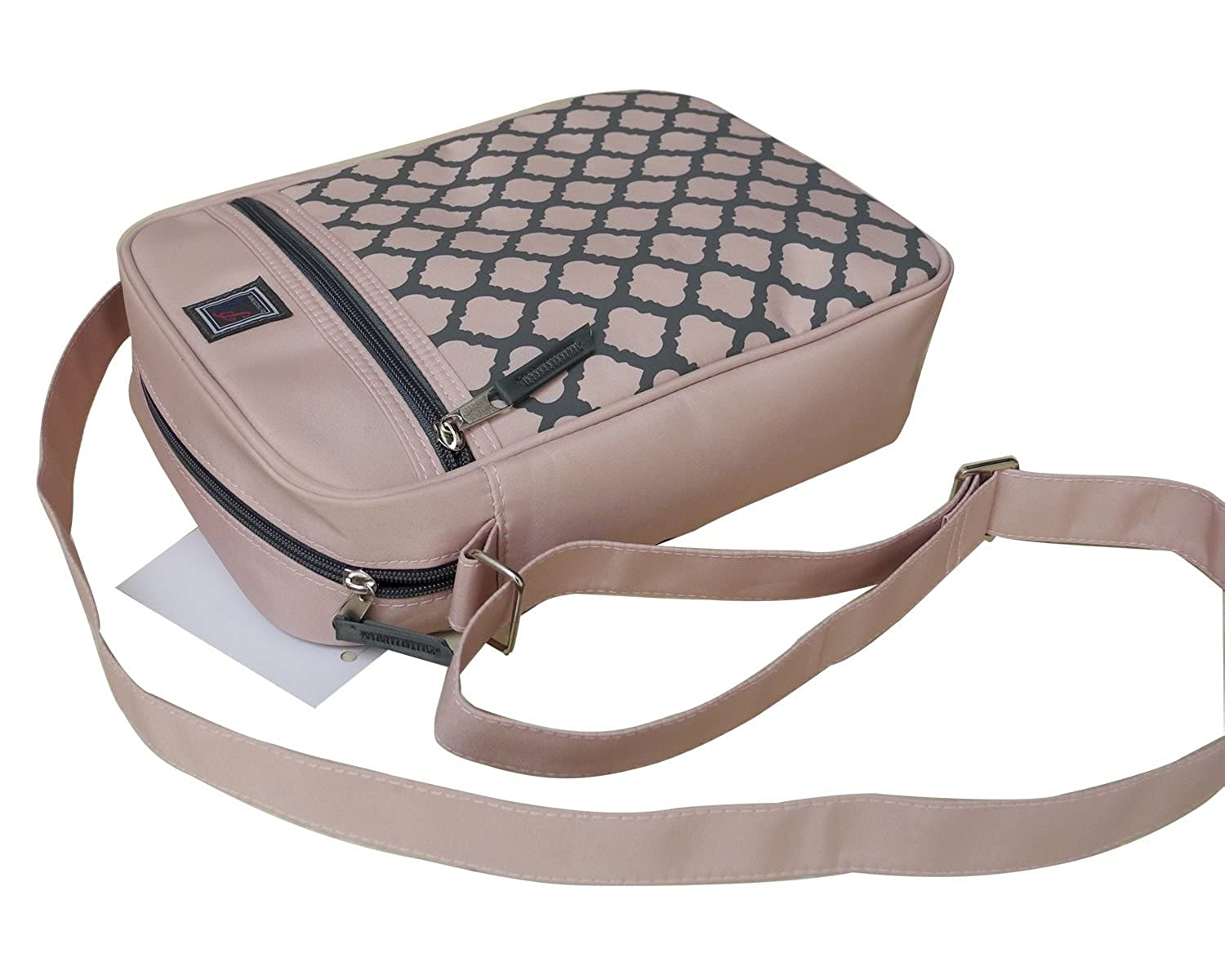 3672b3e32522 Messenger Sports Bag w/clear window pocket for tablet use
