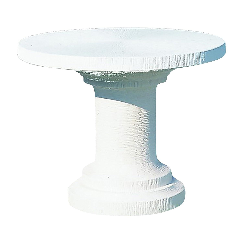 Fantasieco Stoneland Tisch Bozeni - Marmor Weiss