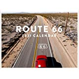 Route 66 2021 12 X 12 Inch Monthly Square Wall Calendar Usa United States Of America Scenic Rural Browntrout Publishers Inc Browntrout Publishers Editing Team Browntrout Publishers Design Team Browntrout Publishers Design