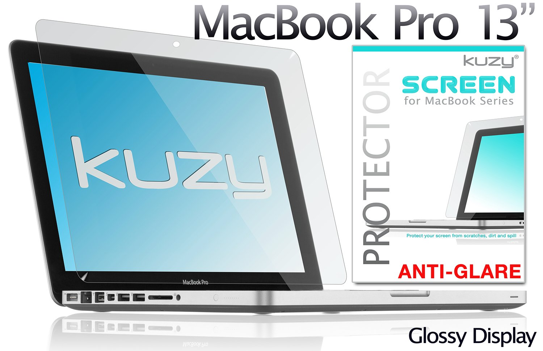 Kuzy 13-inch Anti-Glare Screen Protector Film for Apple MacBook Pro 13.3'' (A1278) Aluminum Unibody Only Anti-Glare, Anti-Fingerprints, Matte