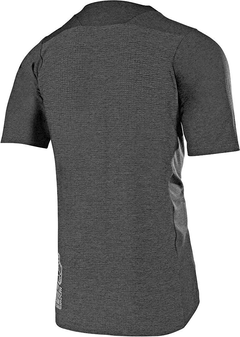 Troy Lee Designs Skyline Men's BMX Jersey Heather Gray