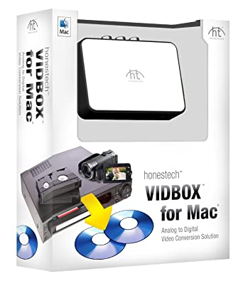 vidbox for mac green screen