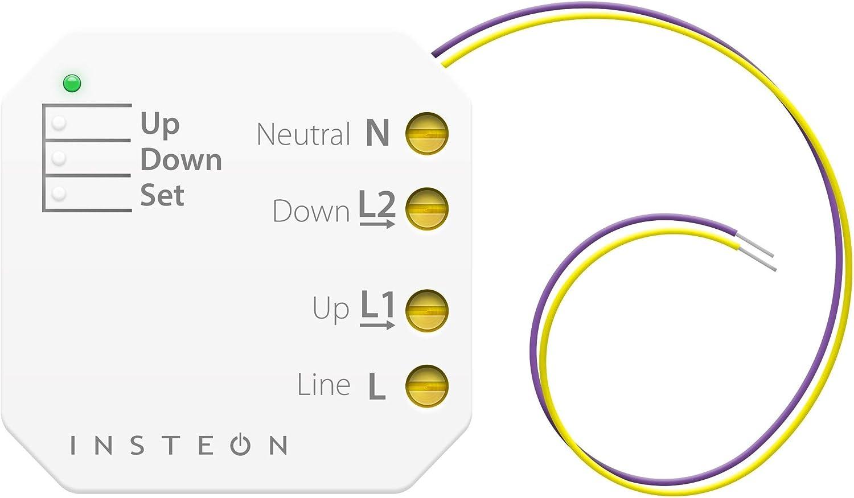 Insteon Micro Open/Close Motor Inline Module, 2444-222