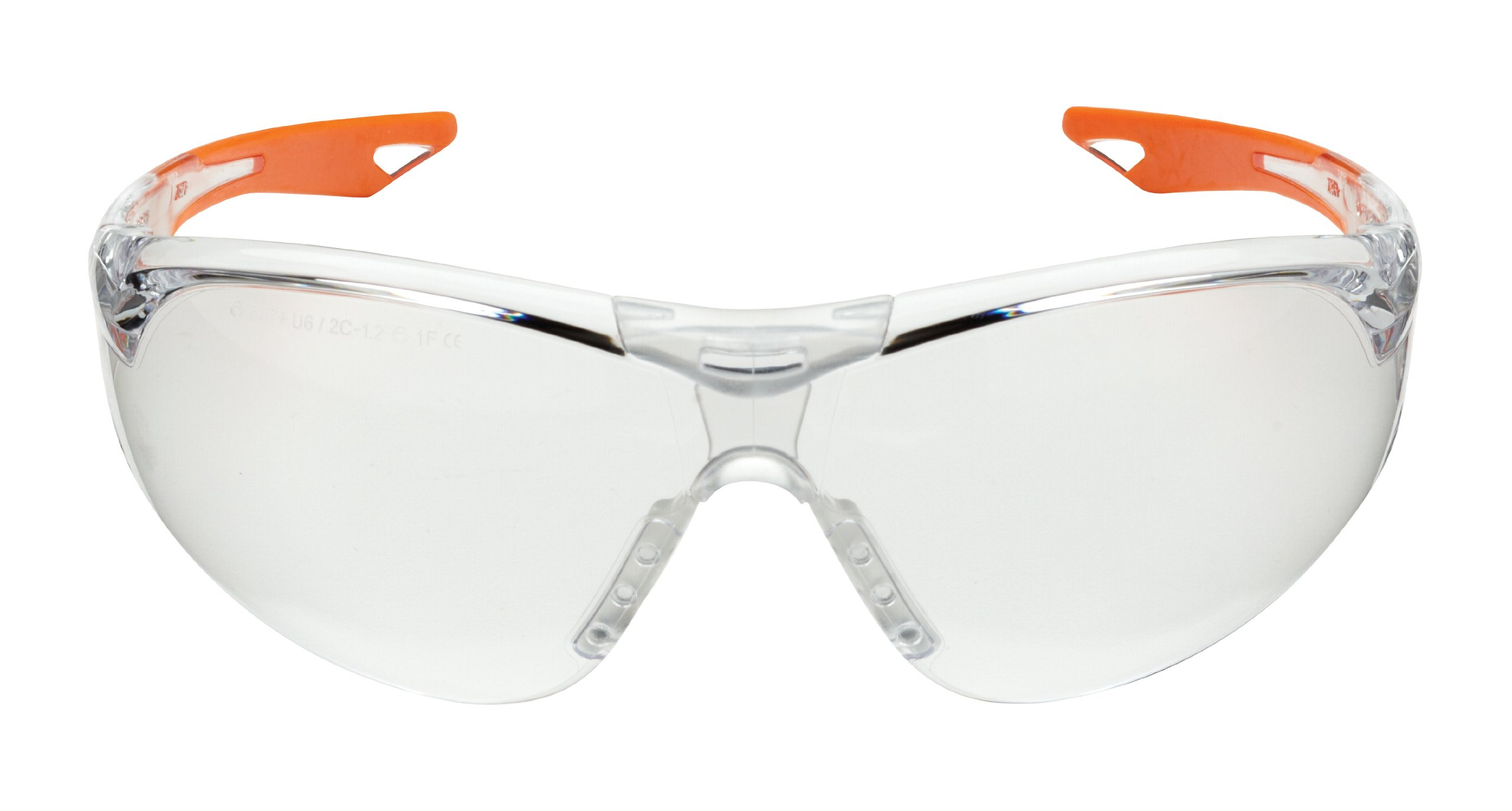 Champion Traps and Targets Youth Clear Shooting Glasses (Ballistic) by Champion Traps and Targets