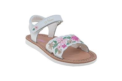 c61e95da2a15 Amazon.com  NIMI Girls  Leather Flat