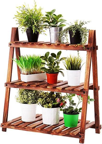 Estantes para plantas / estanteria jardin Estantería de ...