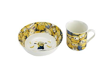 Despicable Bowl Me co Sea Mug And Set2 uk Minions Of PieceAmazon b7ymgvIYf6