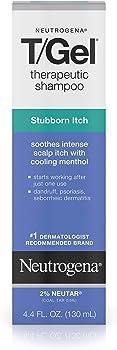 Neutrogena Therapeutic Stubborn Anti-Dandruff Shampoo With Cooling Menthol