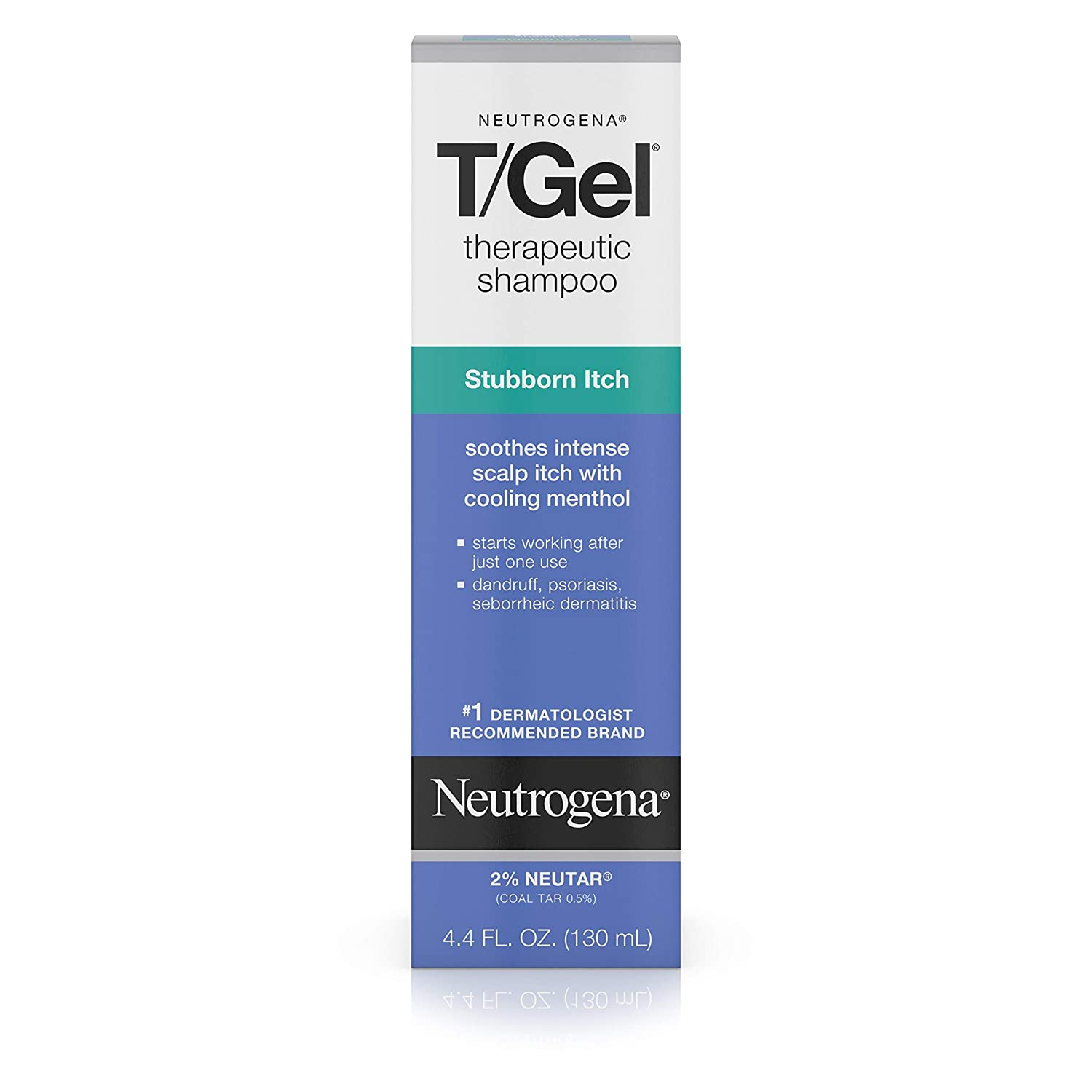 Neutrogena T/Gel Therapeutic Stubborn Itch Shampoo