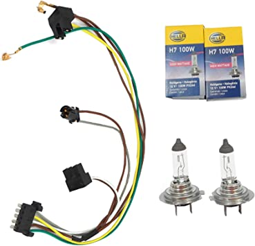 Fuel Pump Wiring Harness-Genuine Fuel Pump Wiring Harness Left fits 03-06 E500