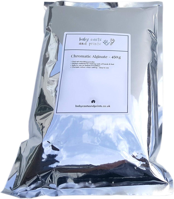 Cromática Alginato para el moldeo de fundición Baby Mano 450g