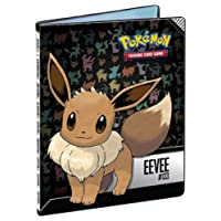 Asmodee 84919 Pokémon - Evoli Cahier range-cartes, 84919