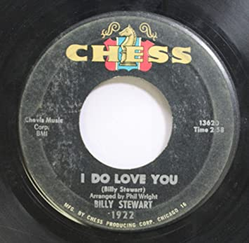 Image result for i do love you billy stewart single images