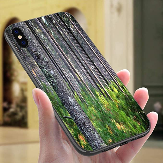 coque iphone xr automne
