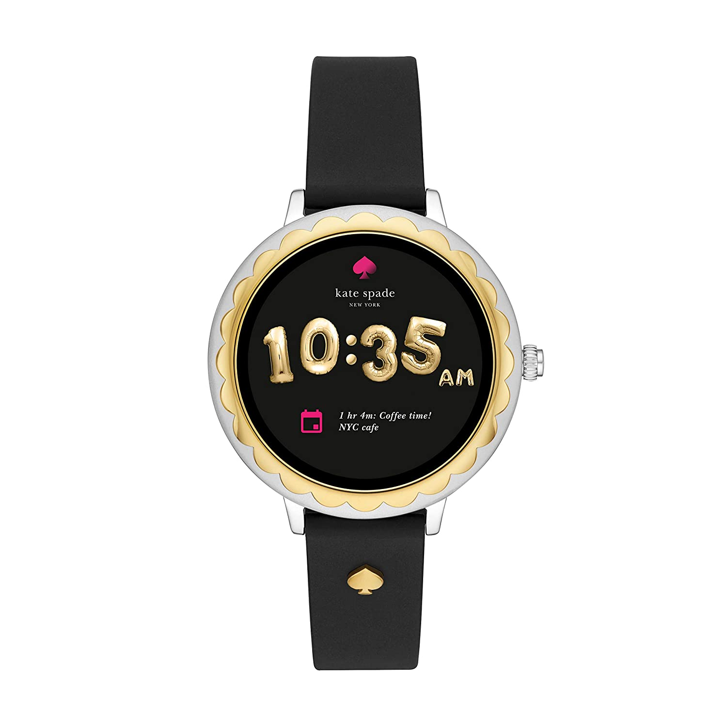 Kate Spade Ladies Scallop Touchscreen Smartwatch: Amazon.es ...