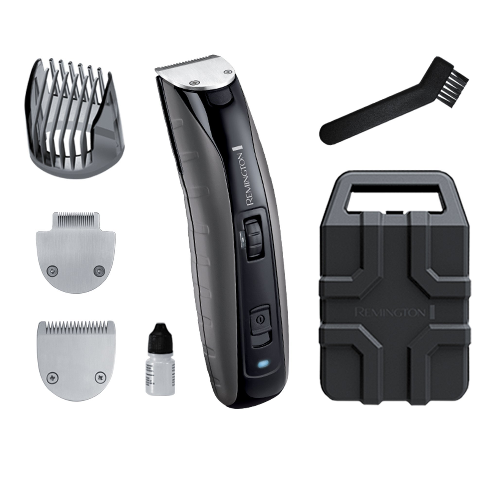 remington mb4850 virtually indestructible beard trimmer kit beard kit beard trimmer amazon. Black Bedroom Furniture Sets. Home Design Ideas