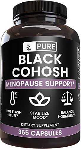 Pure Black Cohosh