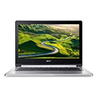 "Acer Chromebook CB5-312T Ordinateur 2-en-1 Tactile Full HD 13"" Gris (MediaTek Quad-Core, 4 Go de RAM, Mémoire 32 Go, Chrome OS)"