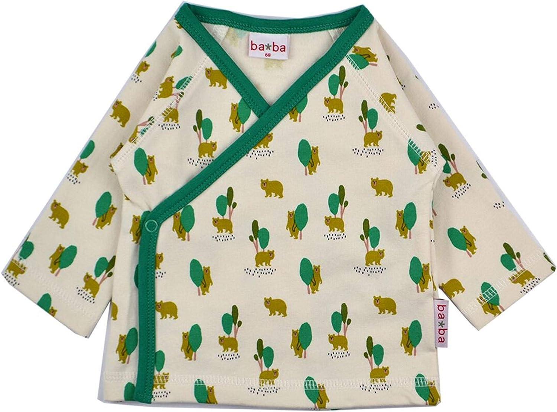 Baba Baby Girl Wrapshirt