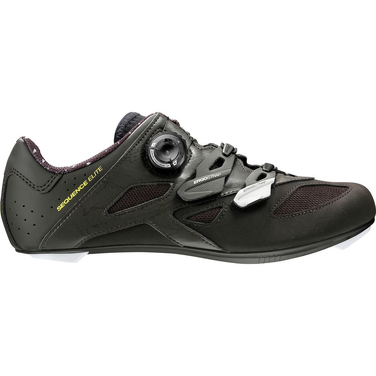 Mavic Sequence Elite Cycling Shoes - Women's After Dark/Black 9