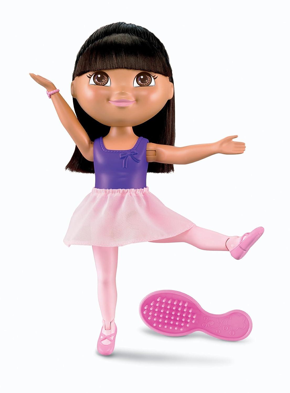 Amazon.com: Fisher-Price Dora the Explorer Ballet Star: Toys & Games