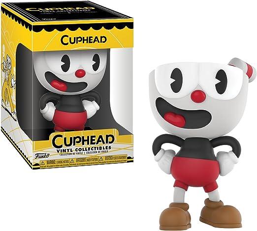 Figura Vinyl Cuphead: Amazon.es: Juguetes y juegos