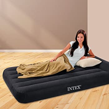 Aufgebautes Pillow Rest Classic Twin von Intex