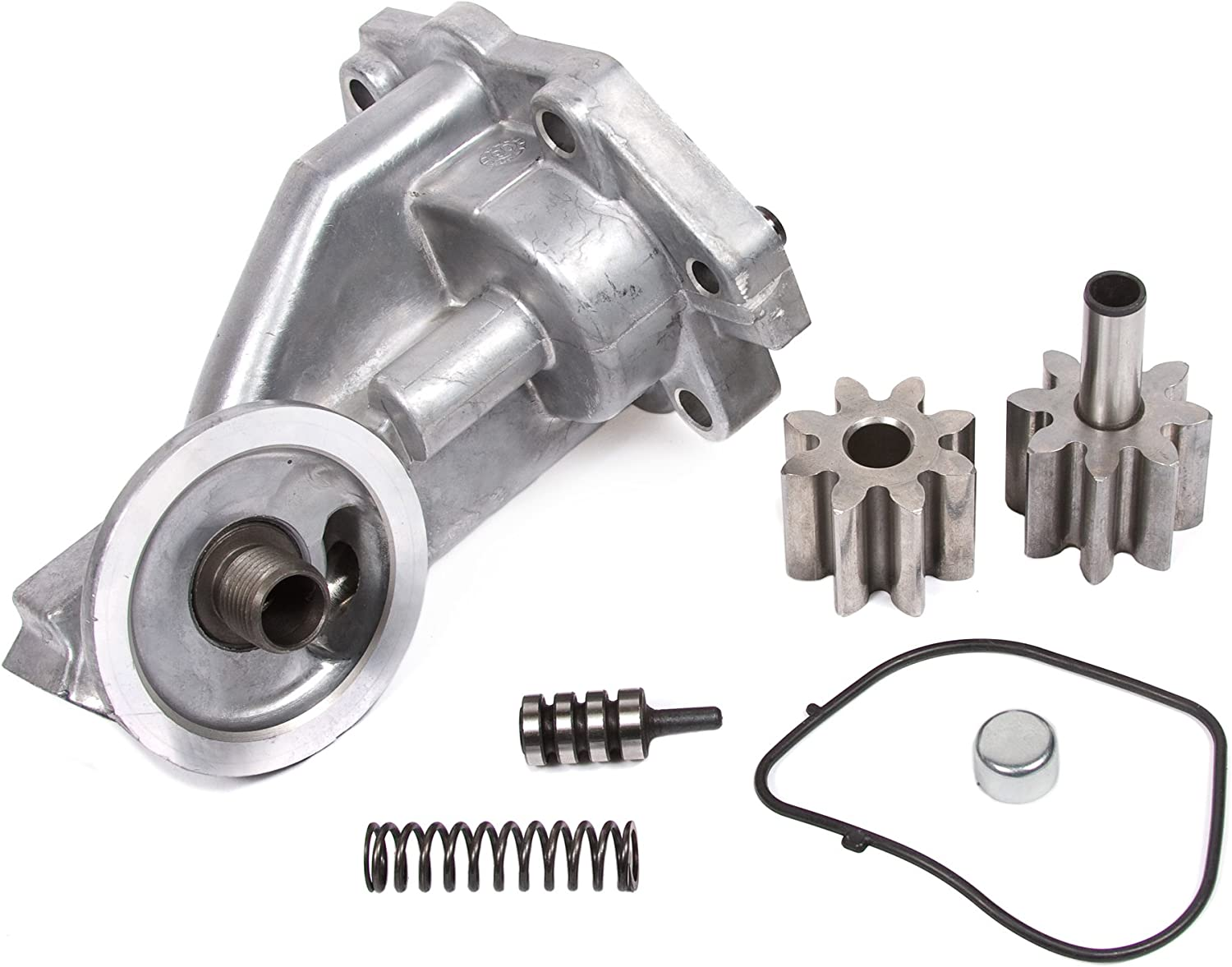 Evergreen TK20500OP Compatible With 90-07 Ford Lincoln Mercury 3.8 3.9 4.2 OHV 12 Valves Timing Chain Kit Oil Pump