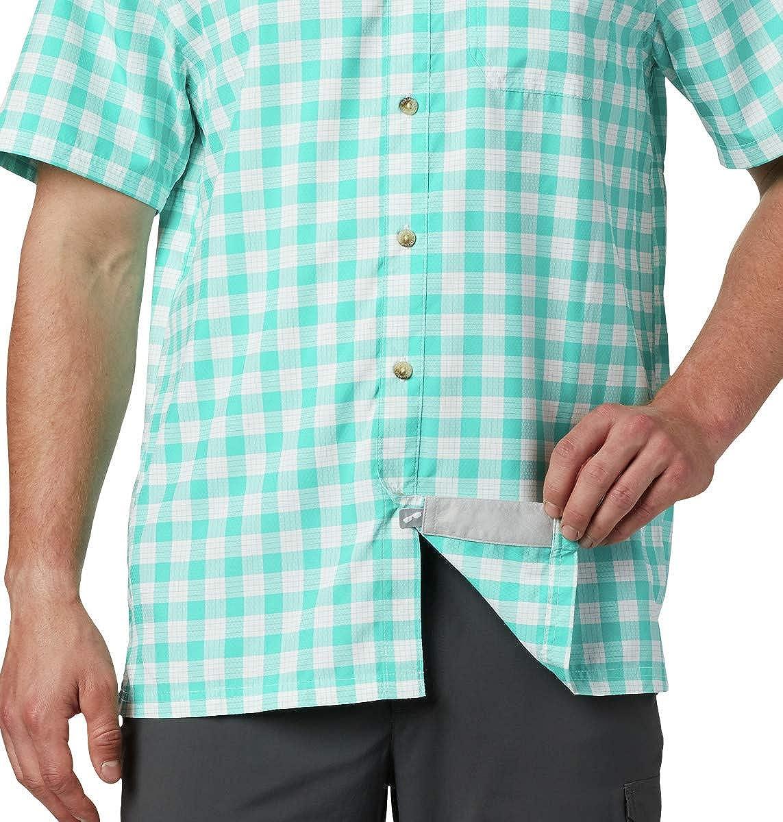 Columbia Mens Super Slack Tide Camp Shirt