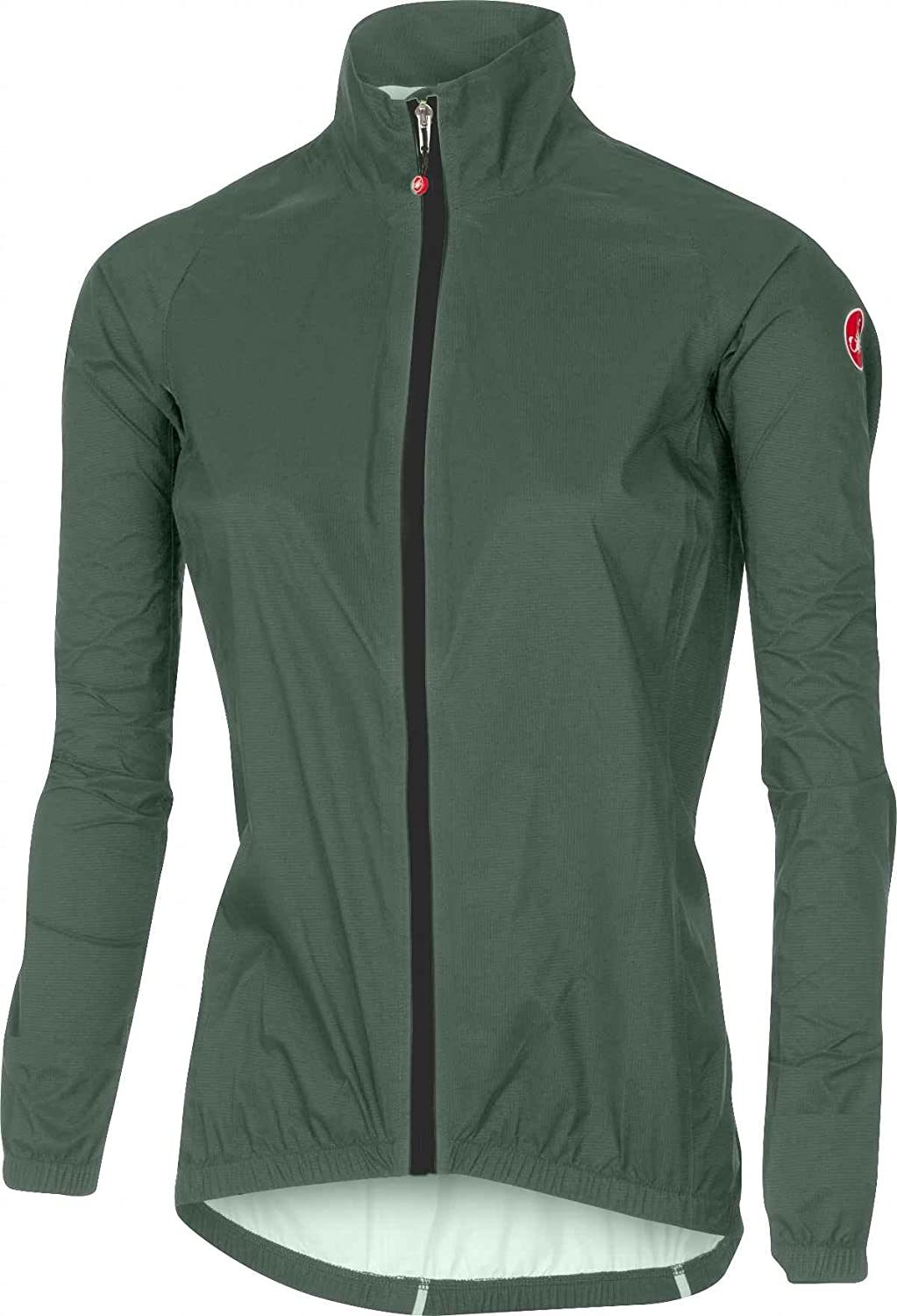 Castelli 2018 Womens Emergency Rain Cycling Jacket - B17538 ...