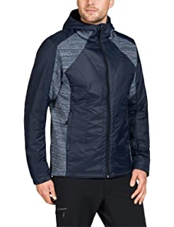 JACK WOLFSKIN Damen Jacke CLOUDBURST WOMEN, midnight blue