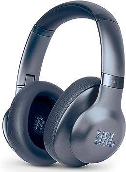 Amazon Com Jbl Everest 750 Over Ear Wireless Bluetooth Headphones Blue Electronics