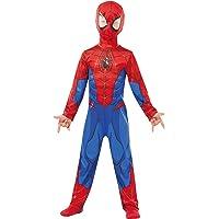 Rubie 's 640840s Spiderman Marvel Spider-Man Classic kinderkostuum, jongens, S (3-4 jaar/104 cm)