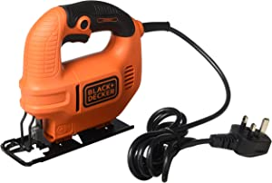 Black & Decker KS501GB 400W Jigsaw 220-240 Volts 50/60Hz Export Only