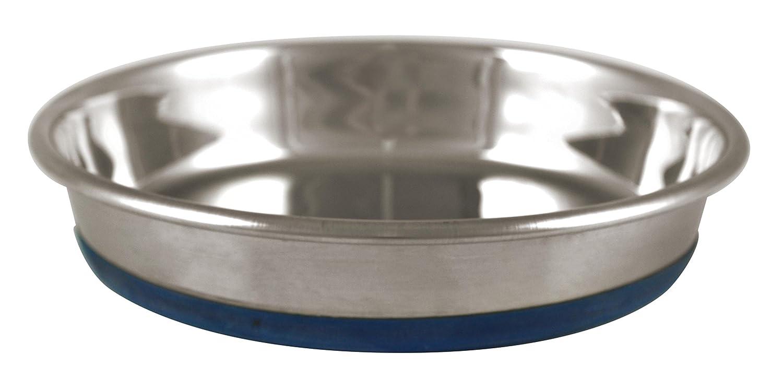 Our Pets Premium DuraPet Cat Dish 16oz, Stainless Steel 1040010336