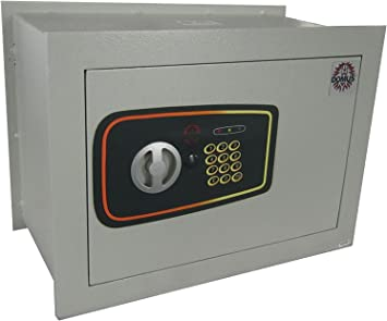 Domus DL/3 - Una Caja Fuerte De Pared Con Cerradura Electrónica ...