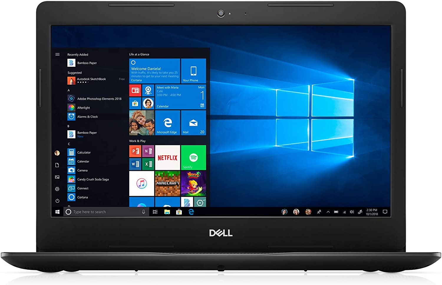 "2019 Dell Inspiron 14"" Laptop Computer