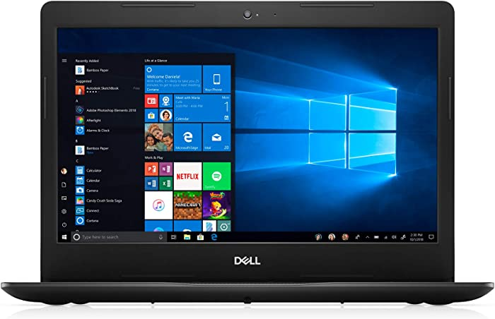 The Best Dell Inspiron I7 8Th Laptop Ssd