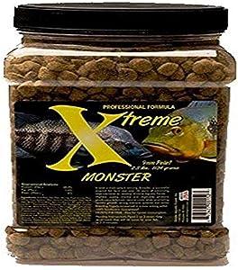 Xtreme Aquatic Foods 2152-F Monster Pellet Fish Food