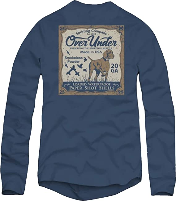 Over Under Long Sleeve Upland Classic T-Shirt