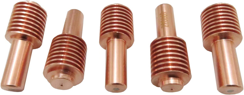 PKG = 5 Hypertherm 220669 Electrodes Powermax 45