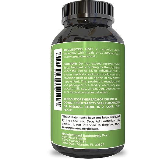 Amazon.com: Candida Detox - Complejo de limpieza con ...