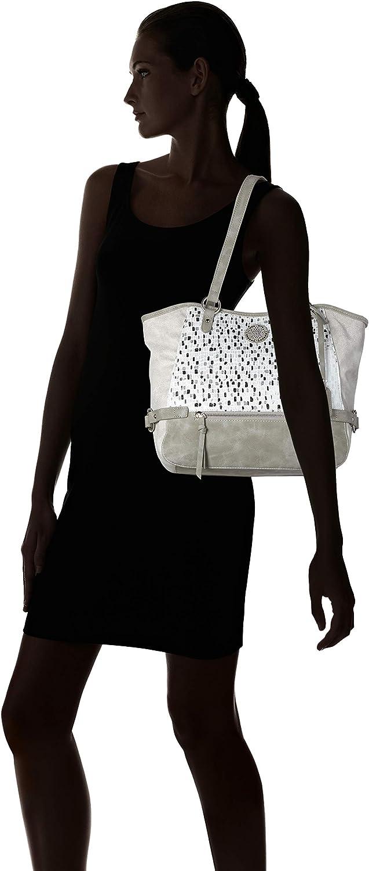 Rieker Handtasche 280x130x400 centimeters B x H x T Blanco Bolsa de noche para Mujer