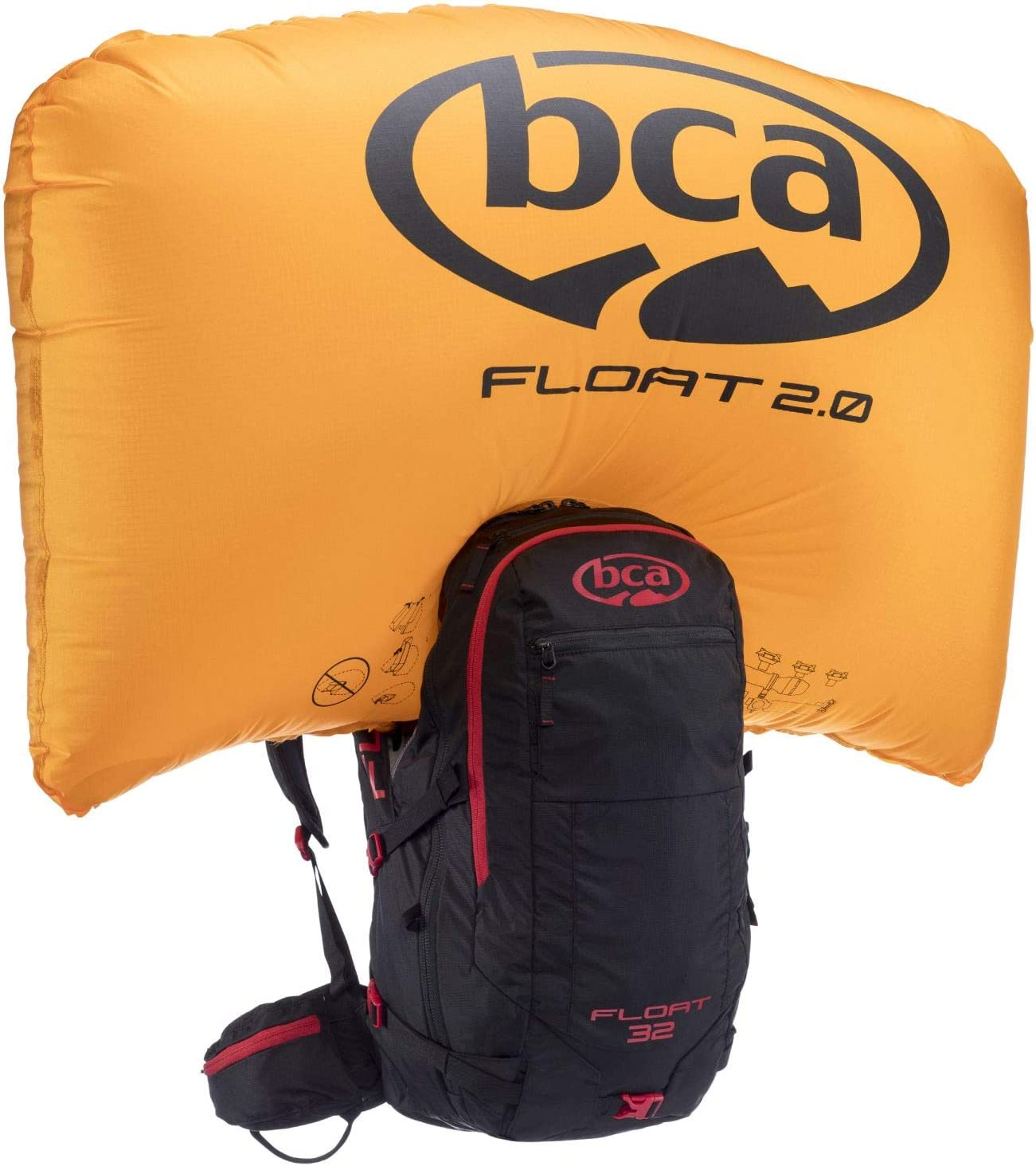 Backcountry Access BCA Float 32 Avalanche Airbag 2.0
